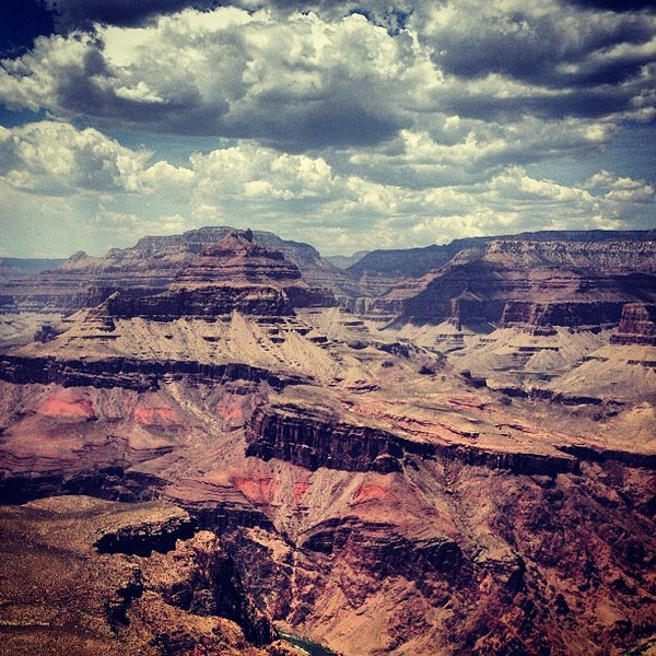 Photo taken at Grand Canyon National Park by Robby on 7/2/2013