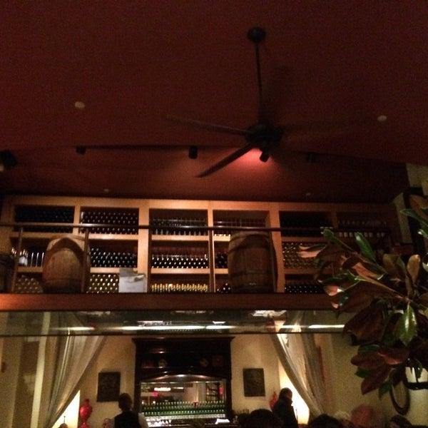 Photo taken at Kellari Taverna NY by Sue H. on 11/15/2014