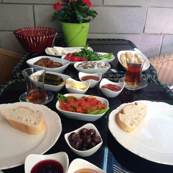 Photo taken at Sevgi Cafe by Madamstiletto on 6/21/2014