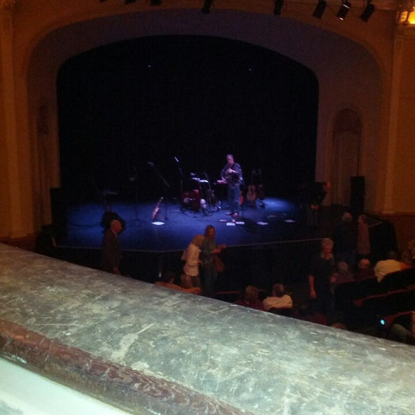 Photo taken at Napa Valley Opera House by Tom R. on 4/14/2013