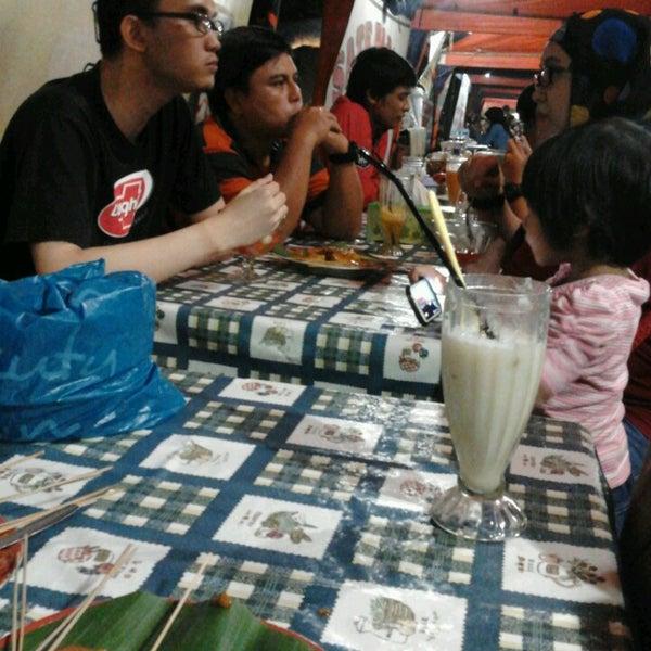Photo taken at Pusat Kuliner Jajan Makan TMP Kalibata by Prastika P. on 11/16/2013