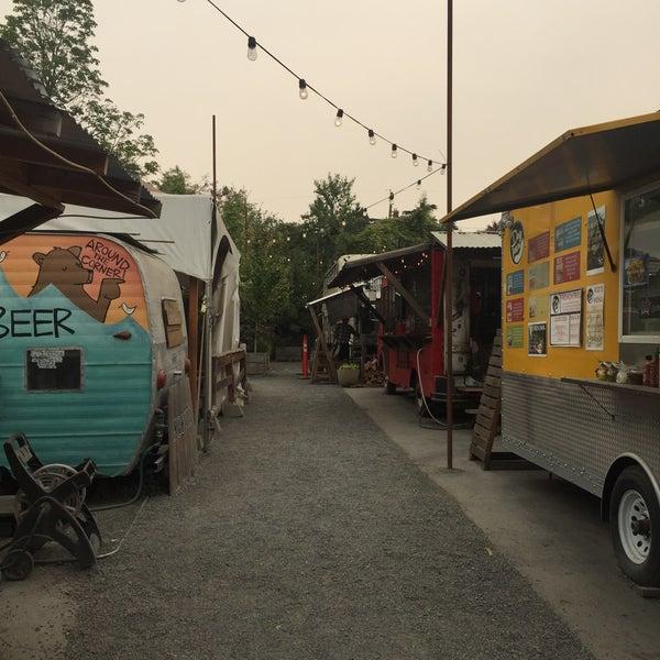 Best Food Truck Areas In Portland