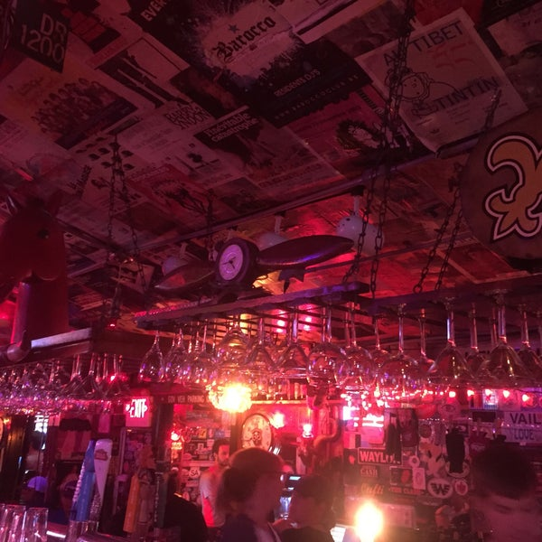 Photo taken at The Red Bar by Justin B. on 8/9/2016