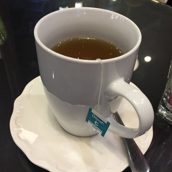 Peppermint tea is good here .