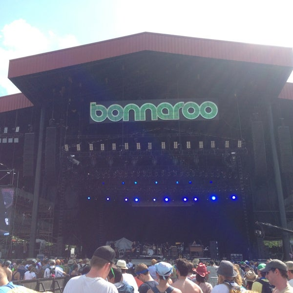 Photo taken at Bonnaroo Music & Arts Festival by Locked & L. on 6/16/2013