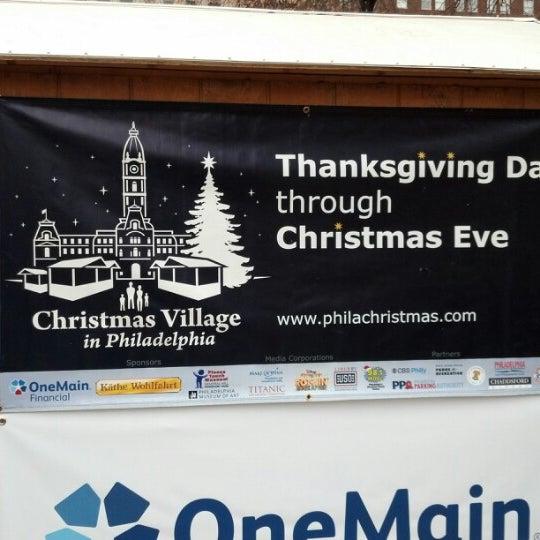 Das Foto wurde bei Christmas Village von Will R. am 11/24/2012 aufgenommen