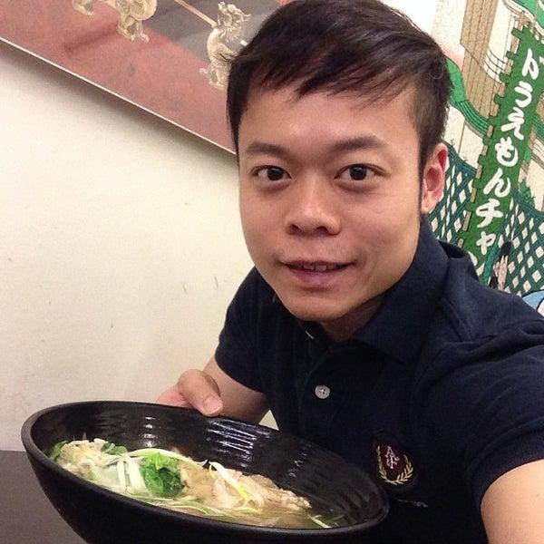 3/11/2014にHaydenが晶饌蒸餃世家で撮った写真