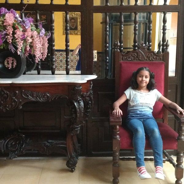 Foto tomada en Hotel Posada Santa Fe por Ivi P. el 5/25/2017