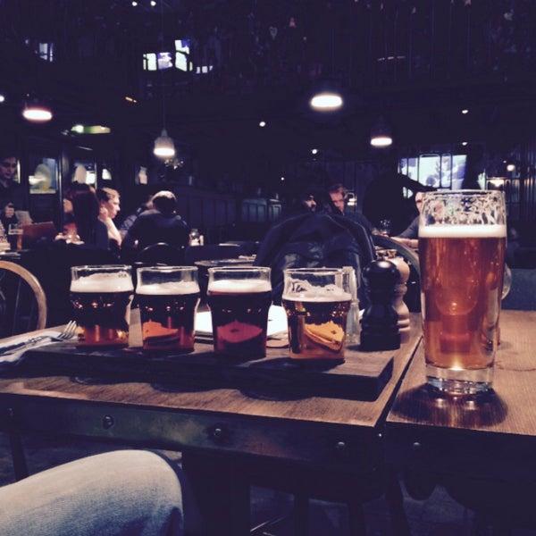 Photo taken at Haggis Pub & Kitchen by Alina F. on 12/21/2014
