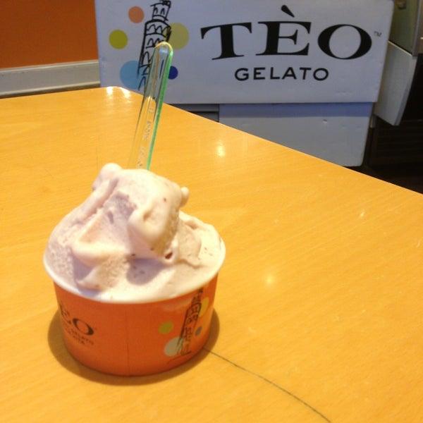 Foto tomada en Teo Espresso, Gelato & Bella Vita por Andy el 9/9/2013