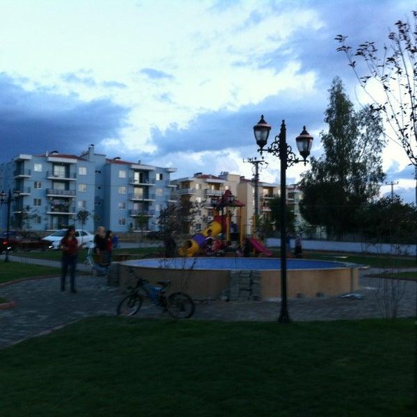 Photo taken at Elit Park by Elvan A. on 6/2/2014
