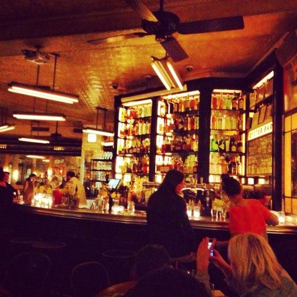 Photo taken at Schiller's Liquor Bar by Sacha F. on 4/2/2013