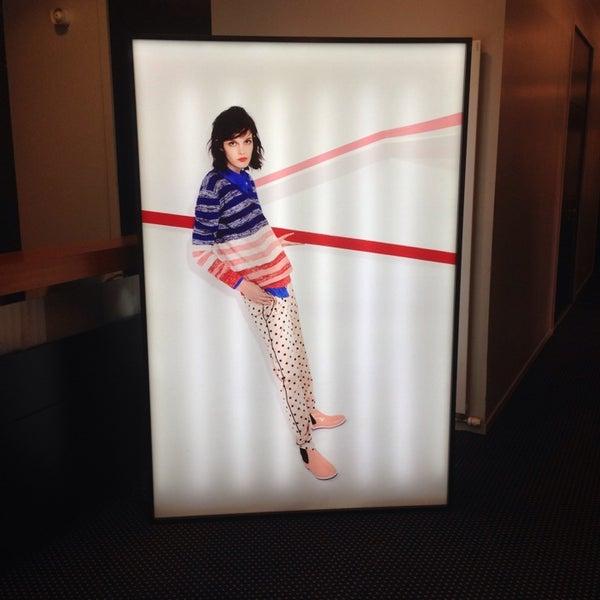 Photo taken at Sonia Rykiel Showroom by Lana K. on 1/25/2014