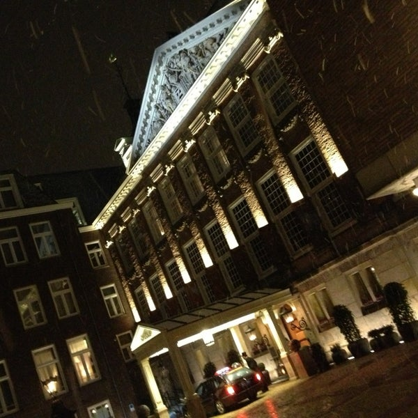 Photo taken at Sofitel Legend The Grand Amsterdam by GJ on 2/8/2013