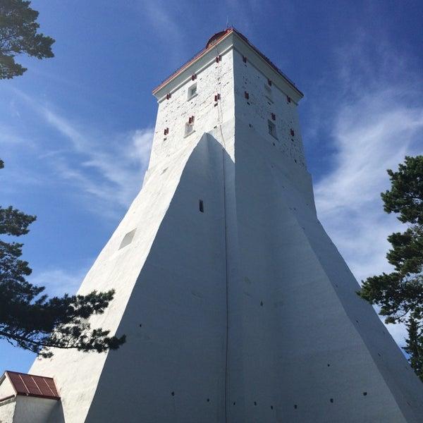 Photo taken at Kõpu tuletorn    Kõpu Lighthouse by Marek A. on 7/15/2014