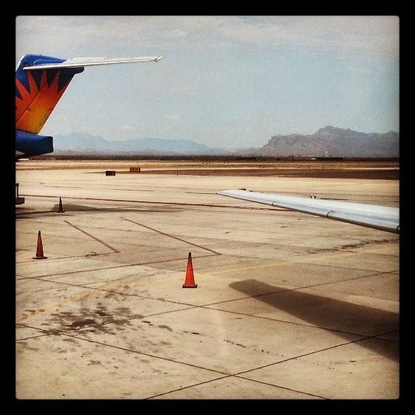 Photo taken at Phoenix-Mesa Gateway Airport (AZA) by Aunt B. on 7/5/2013
