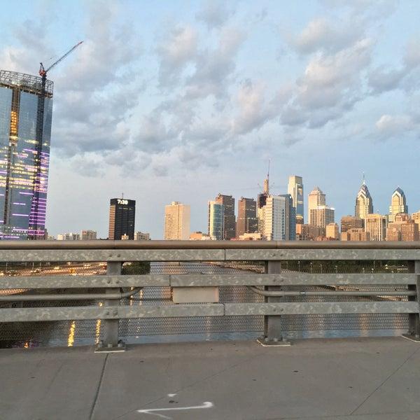 Photo taken at South Street Bridge by Paul G. on 9/5/2016