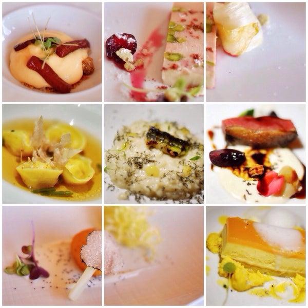 Photo taken at Imago Restaurant by Tommy I. on 7/2/2014