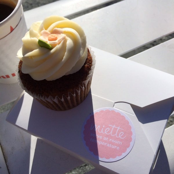 Photo taken at Miette Patisserie by Sunny L. on 11/17/2013