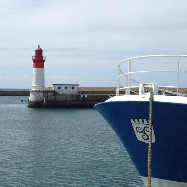 Photo taken at Port du Guilvinec by Marion L. on 5/19/2013