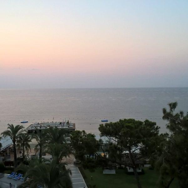 8/7/2017 tarihinde Vladimir I.ziyaretçi tarafından Mirada Del Mar Resort'de çekilen fotoğraf
