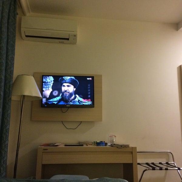 12/6/2017 tarihinde Fatih E.ziyaretçi tarafından Otel Ahsaray'de çekilen fotoğraf