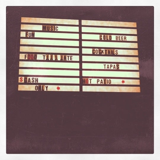 Photo taken at Bar Neon by Erin T. on 9/23/2012
