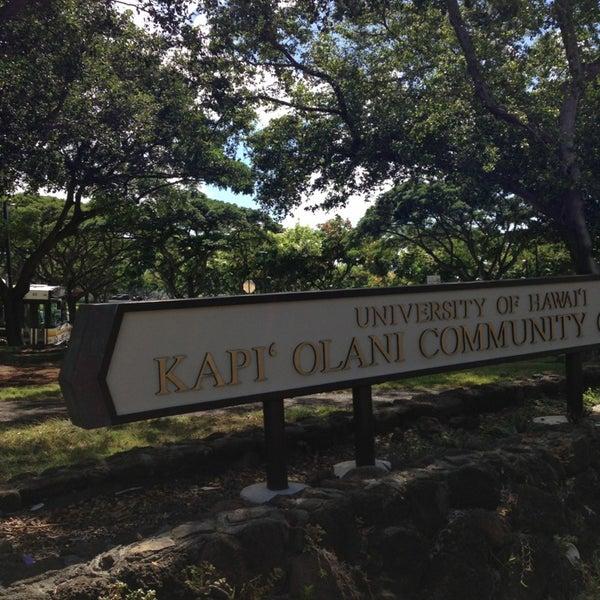 Weight Lifting Equipment In Honolulu: Kapi'olani Community College