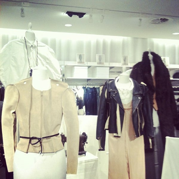 Photo taken at H&M by Fiona S. on 11/14/2012