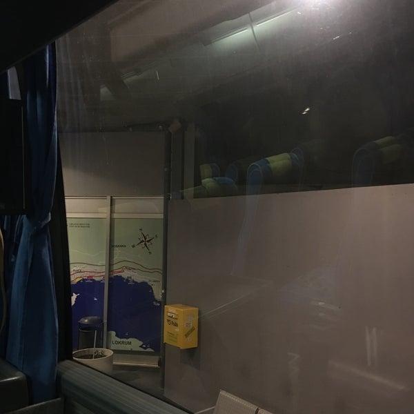 Photo taken at Autobusni Kolodvor Dubrovnik | Dubrovnik Bus Station by Steel I. on 12/16/2017