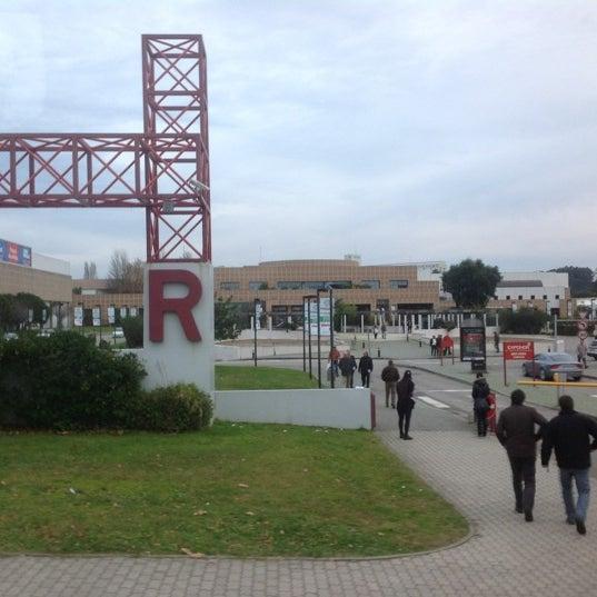 Photo taken at Exponor - Feira Internacional do Porto by Sandro S. on 11/23/2012