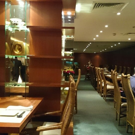 Photo taken at Wasabi Bistro at at Mandarin Oriental, Kuala Lumpur by Petrus S. on 7/27/2014