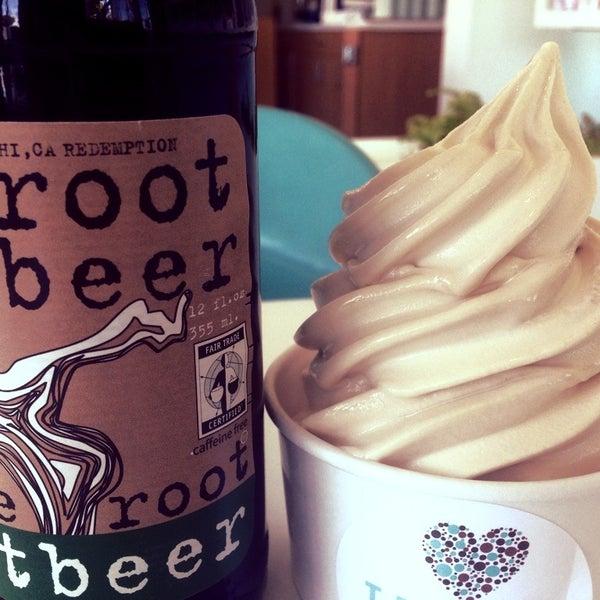 Treats Frozen Yogurt & Ice Bar