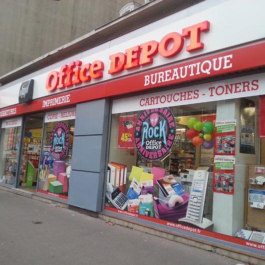 photos à office depot - boulogne-billancourt - 90-92 avenue