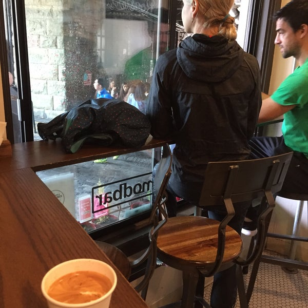 Photo taken at Ghost Alley Espresso by Anton C. on 7/10/2016