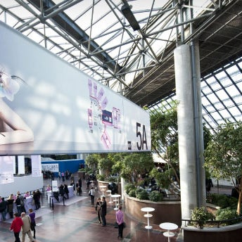 Parc des expositions de paris nord villepinte villepinte for Piscine de villepinte