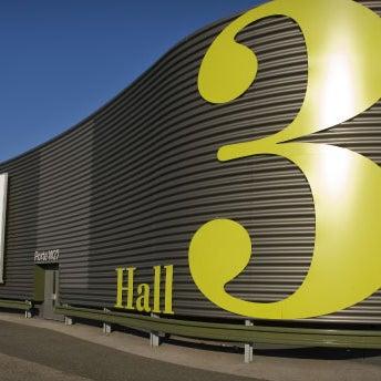 Parc des expositions paris le bourget convention center for Parking parc des expositions paris