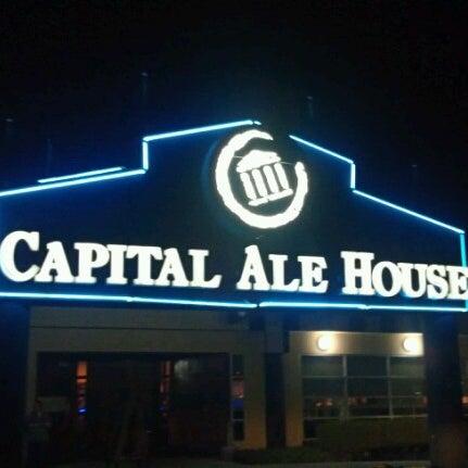 Capital Ale House - Beer Garden in Glen Allen