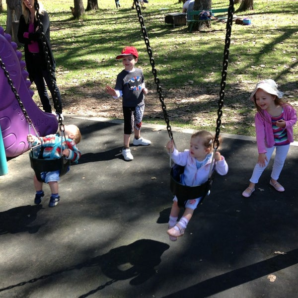 Photo taken at Simba Playground @ Delta Park by Peter A. on 4/6/2013