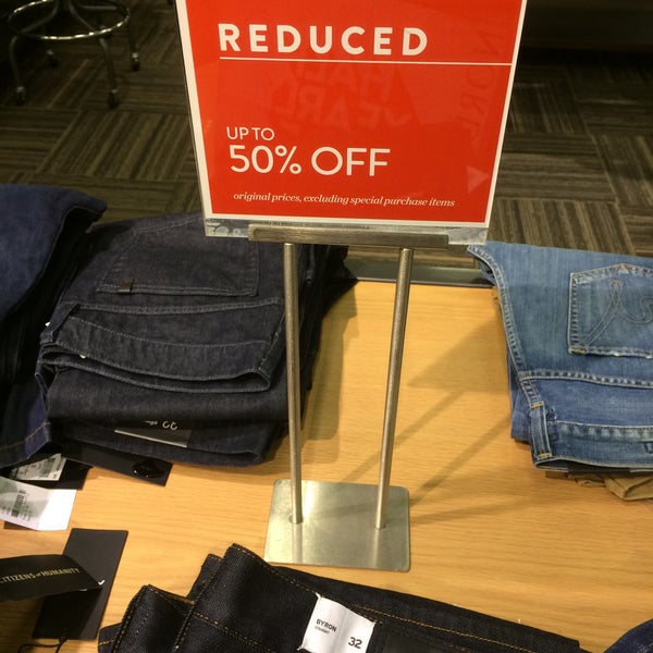 Photo taken at Nordstrom Galleria Dallas by Chuck T. on 1/24/2016