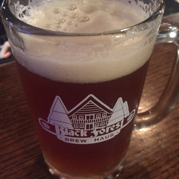 Photo taken at Black Forest Brew Haus by Doug B. on 10/16/2015