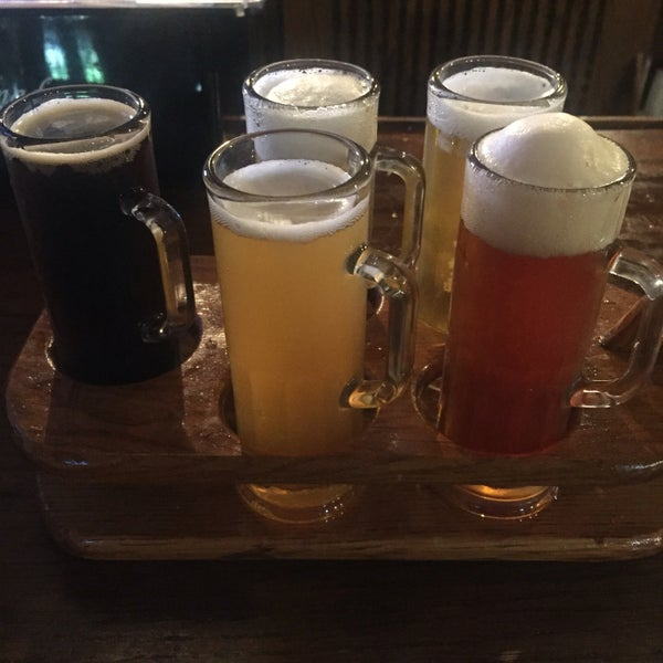 Photo taken at Black Forest Brew Haus by Doug B. on 8/20/2016