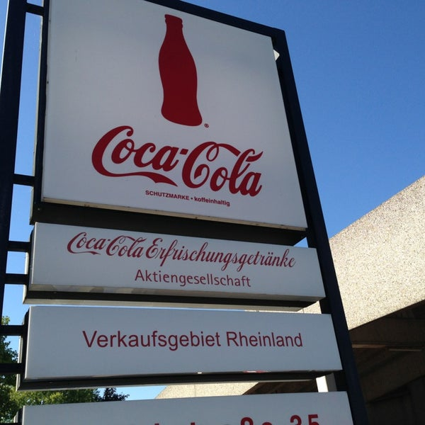 Coca-Cola Erfrischungsgetränke AG - 1 tip from 47 visitors