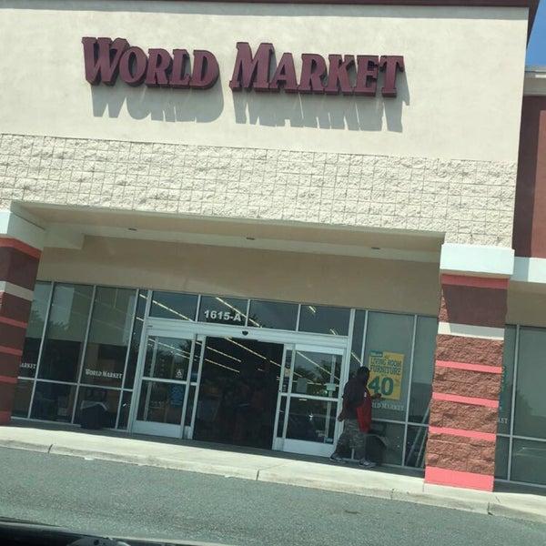 World Market Charlottesville Va