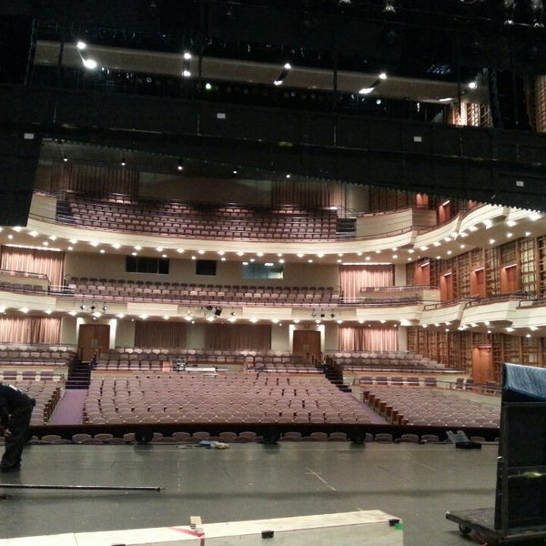 Photo taken at Sandler Center for the Performing Arts by Troy M. on 2/20/2014