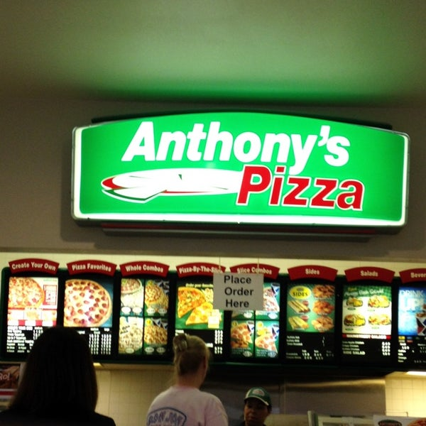 Anthony 39 s pizza nellis air force base 0 dicas for 4 designhotel anthony s