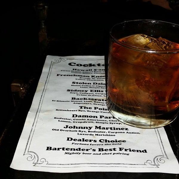 Prohibition Liquor Bar