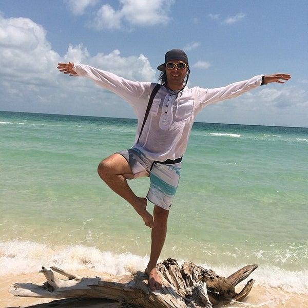 3/9/2014にMaxim G.がSao Beach Clubで撮った写真