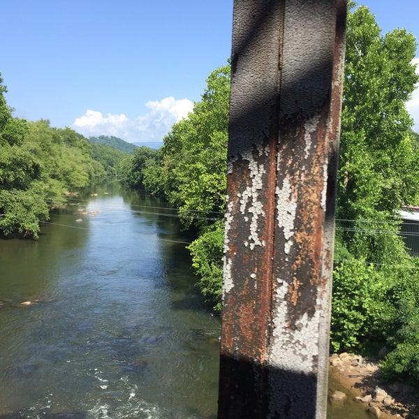 Photo taken at Great Smoky Mountain Railroad by Richard S. on 7/14/2016