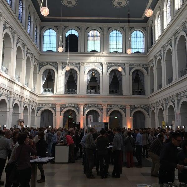 Photo taken at Hamburg Chamber of Commerce by Kim G. on 10/29/2016